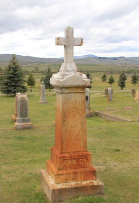 Valley Cemetery, Mullan Road, Granite Co 8