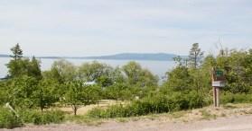 Lake Co Hwy 35 Flathead Lake drive 16