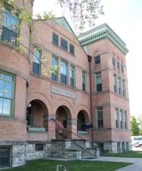 Flathead Co Kalispell Central School Museum 1