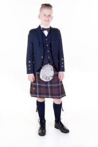 boys navy crail outfit-breacangorm