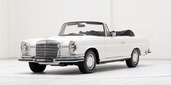 Mercedes 280 SE 3.5 Cabriolet (W 111) – 1 (1980 x 1320)