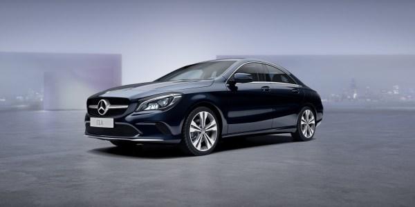 Mercedes-Benz CLA 2017