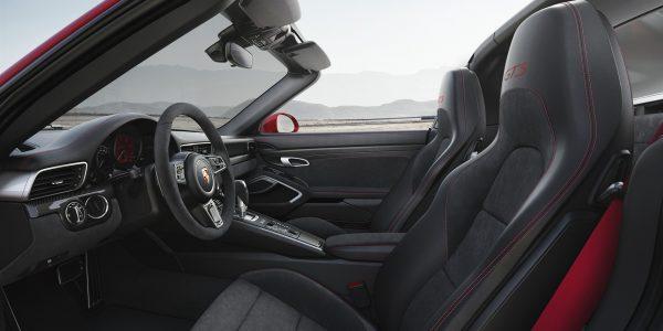 911 Targa 4 GTS – 3