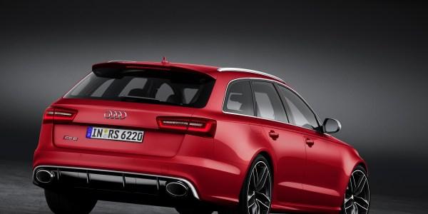 Audi RS 6 Avant/Standaufnahme