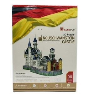 3D Puzzle Neuschwanstein Castle / Rompecabezas