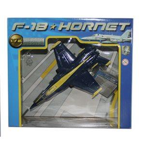 Avión F-18 Hornet / 1:72