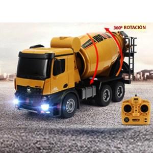 Camión Revolvedora Control Remoto / 1:14