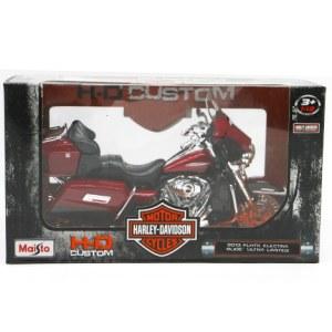Moto Harley Davidson 2013 FLHTK Electra Glide Ultra Limited / 1:12