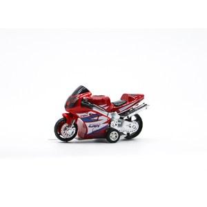 Motocicleta de Pista CRH / 1:36