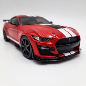 Mustang Shelby GT500 color rojo