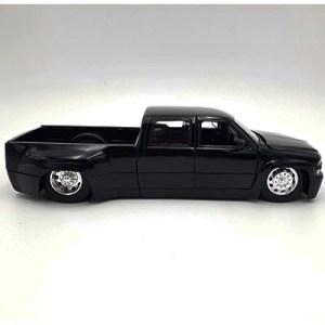 Chevrolet Silverado 1999 Dooley color negro