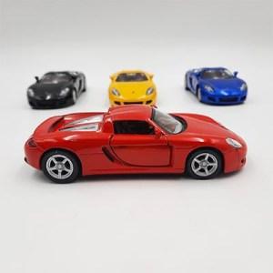 Carrera GT (4 colores)