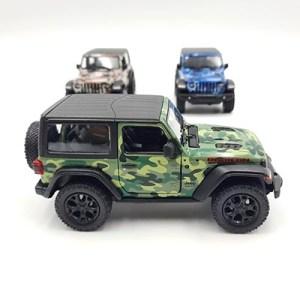 Jeep Wrangler Camuflaje Con Toldo