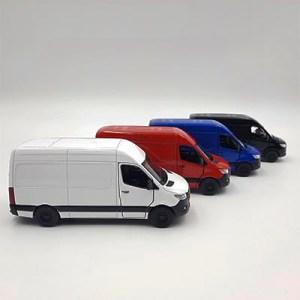 Camioneta Sprinter (4 colores)