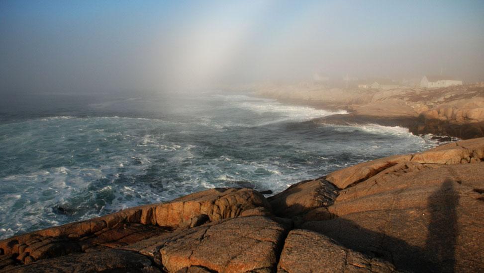 November December 2006 Nova Scotia Photographs