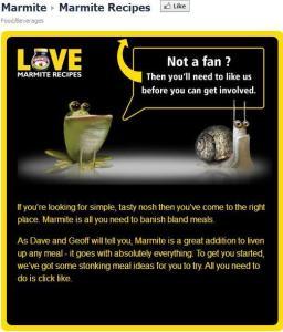 Marmite recipes