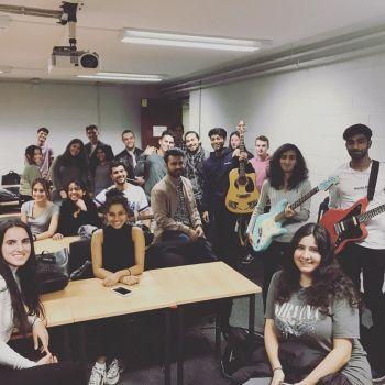 Meet the City Music Gang of 2019-20