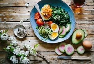 Eat Well to Combat the Blues