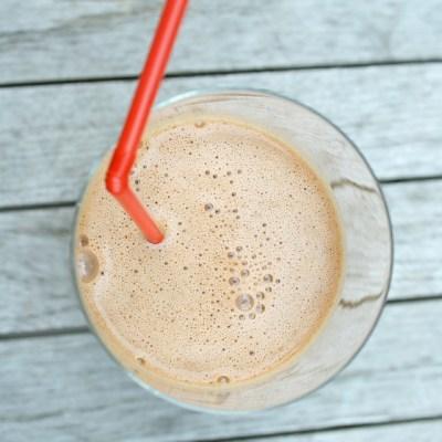Dairy Free Chocolate Smoothie