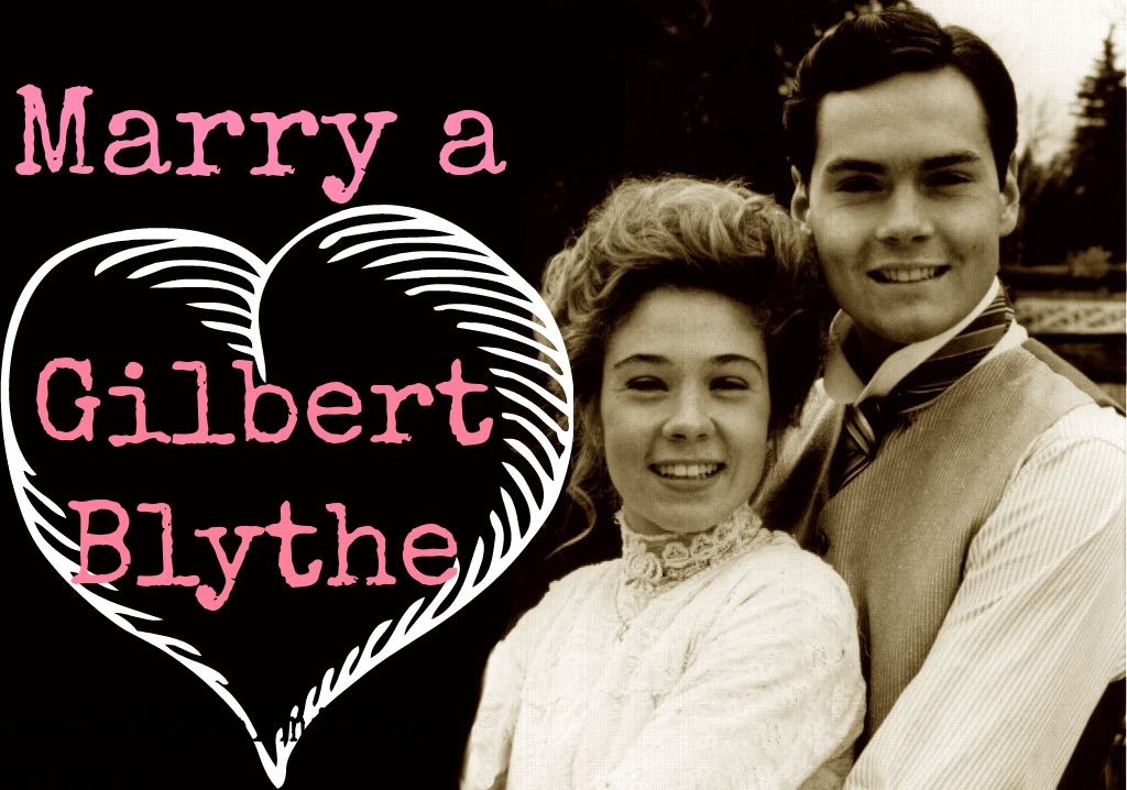 How To Marry A Gilbert Blythe The Official Movie Site