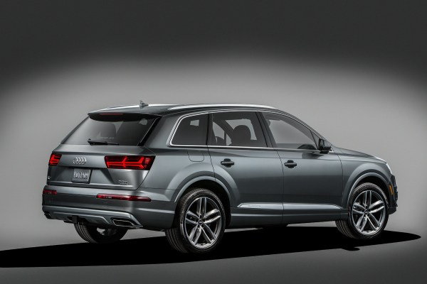 2017 Audi Q7 Review - Carrrs Auto Portal