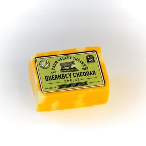 Guernsey Cheddar
