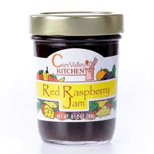 Red Raspberry Jam 9.5 oz