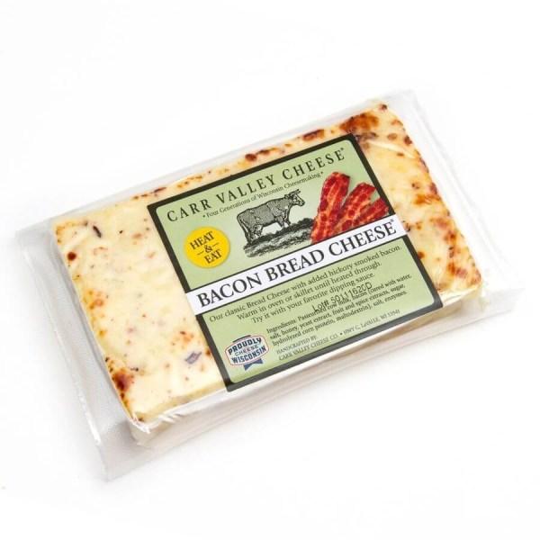Bacon Bread Cheese