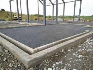 Further building progress