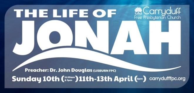Studies in the book of Jonah (1) (Medium)
