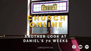 Another look at Daniel's 70 weeks
