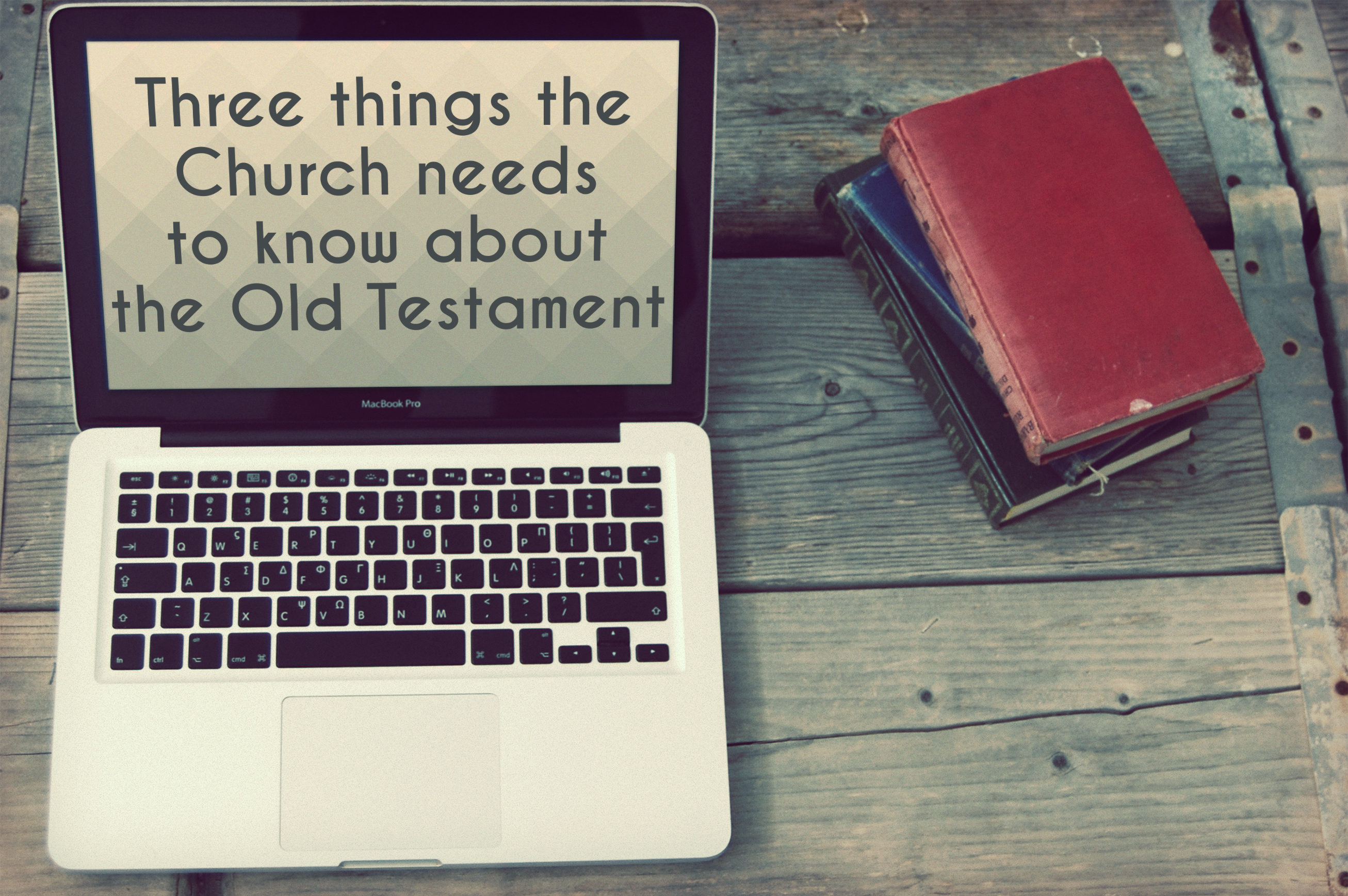 How to Continue the Old Testament Story Today