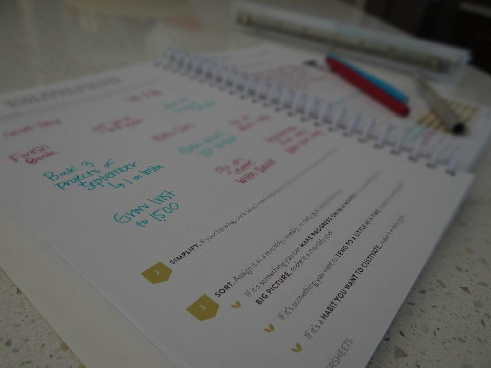 How to Plan Using Powersheets