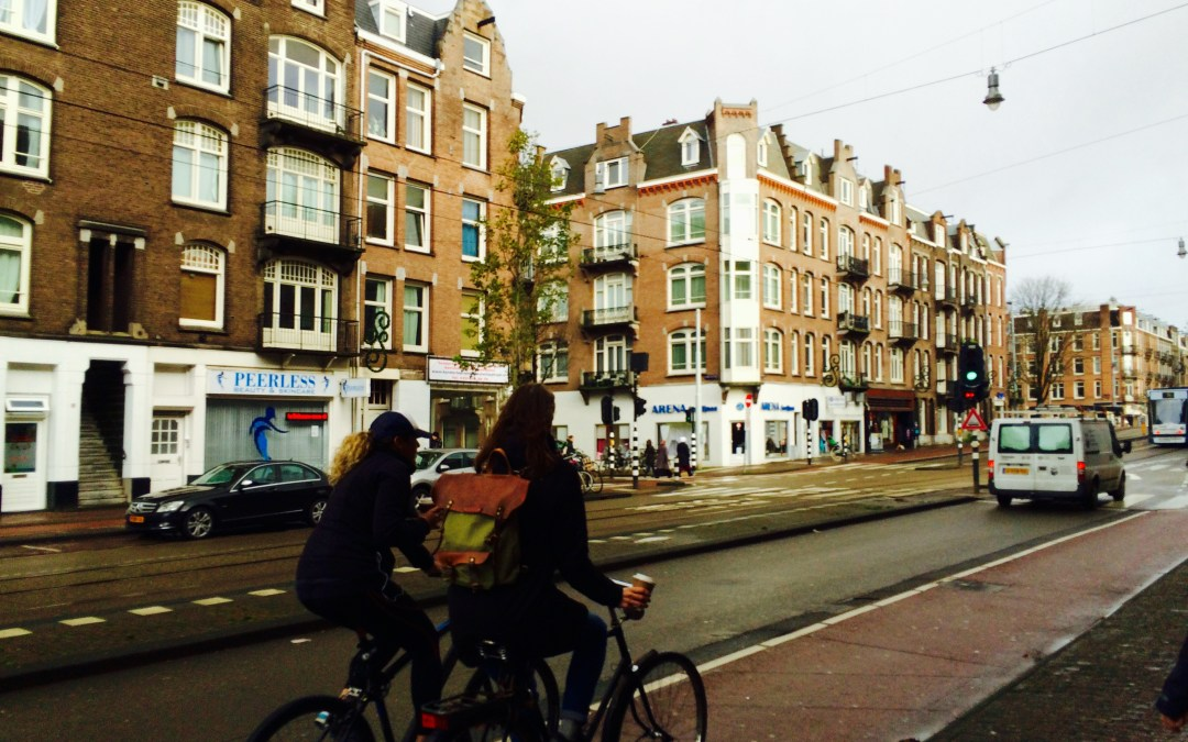 Thanksgiving in Amsterdam | Gopro Hero 4 Silver | CarryOnCarly