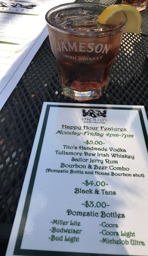 Happy Hour, Cincinatti Ohio