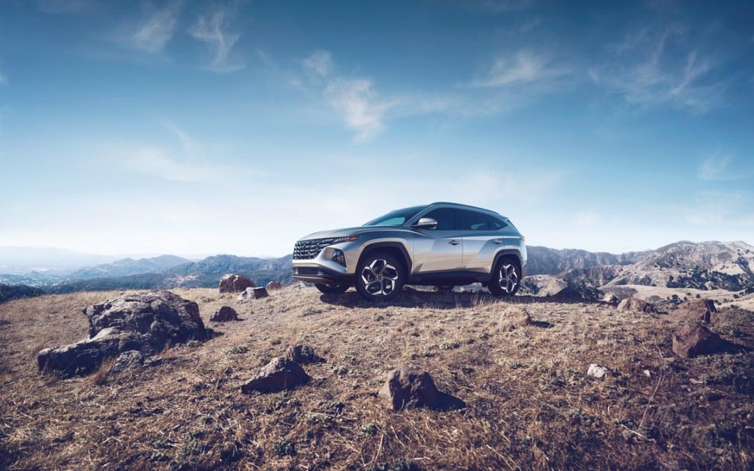 Check Out & Enter To Win A 2022 Hyundai Tucson!