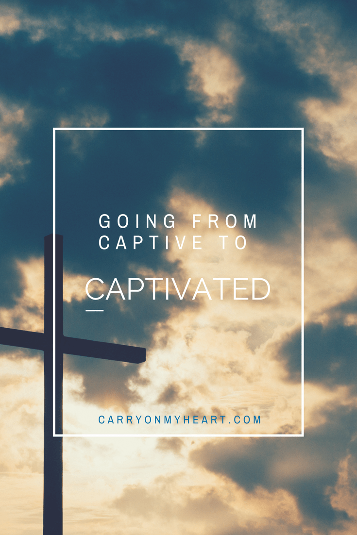 From A Captive to One Who is Captivated - The Story of Mary. #Mary #Jesus #Easter #hope