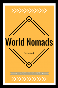 World Nomads Insurance Review