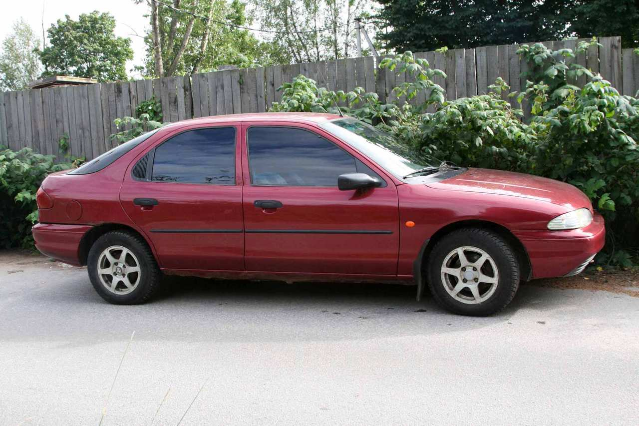 Used 1996 FORD Mondeo Photos, 2000cc., Gasoline, FF