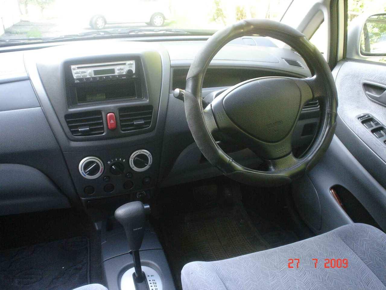 Used 2003 Suzuki Aerio Sedan Photos 1500cc Gasoline FF