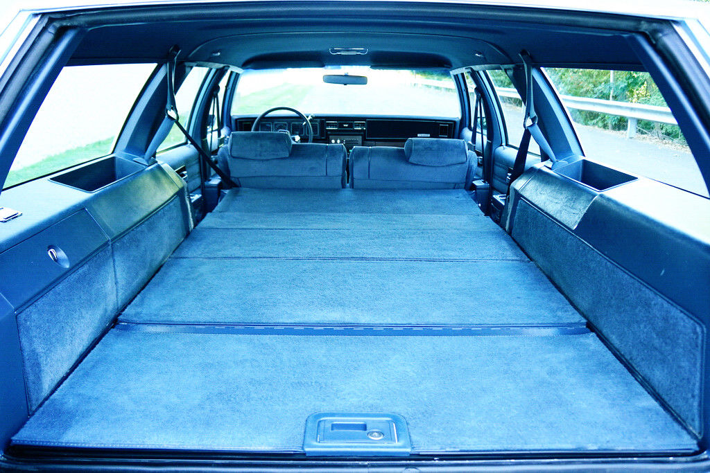 1989 Chevrolet Caprice Classic Station Wagon Cars Global