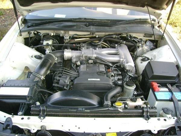 Toyota 1JZ GE