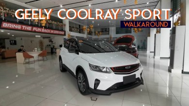 Photo of 2020 Geely Coolray Walkaround | Proton X50