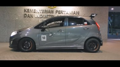 Photo of Proton Iriz GT Wing SMD