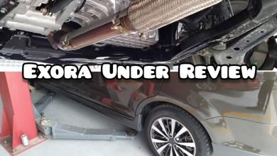 Photo of Apa ada kt bawah Proton Exora turbo?