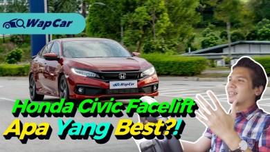 Photo of 2020 Honda Civic 1.5 Turbo Review, Berbaloi Untuk Dibeli?! | WapCar BM
