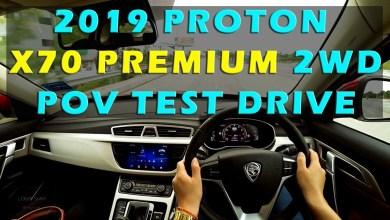 Photo of (2019) Malaysia Proton X70 Premium 2WD POV Test Drive #protonx70 #protoncars #x70