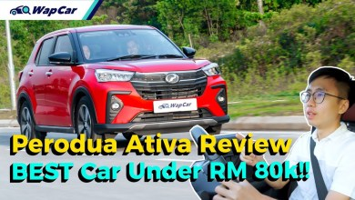 Photo of 2021 Perodua Ativa 1.0T AV Review in Malaysia, Small in Size but Big on Wow Factor!! | WapCar