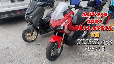 Photo of ADV150 2021 MALAYSIA VS NMAX 155 2021 |PERBANDINGAN YANG KORANG KENA TAHU!