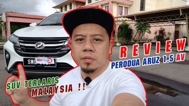 Photo of REVIEW | PERODUA ARUZ ADVANCE 2020 | SABAH | MALAYSIA